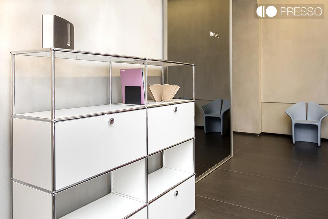 sistema modulare usm haller home made by presso. Black Bedroom Furniture Sets. Home Design Ideas